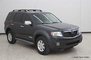 2008 Mazda Tribute GS V6/AWD w/LEATHER, ROOF, TOW PKG !!!