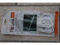 Mothercare 3 cabinet slide locks