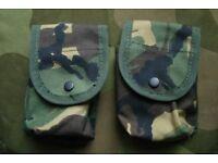 Brand New - Arktis DPM FFD Belt Webbing Pouch