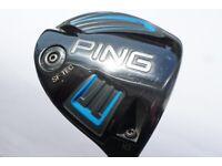 SOLD - Ping G Golf Driver SF TEC 10degree Stiff Tour 65 Shaft wi