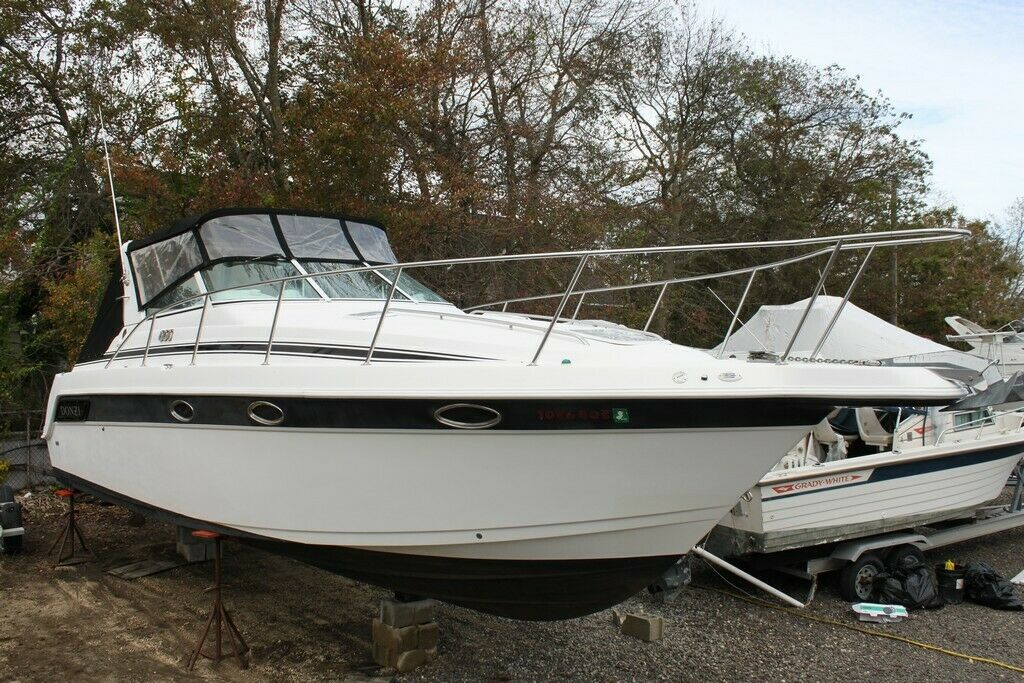 2000 Donze Z3250 Yacht Cruiser Clean title Low Reserve Project 00