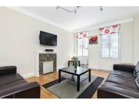 SPACIOUS TWO BEDROOM FLAT IN MARBLE ARCH *** CALL NOW FOR VIEWING *** PORTERED BLOCK ***