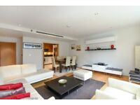 A spacious two bedroom apartment near Imperial Wharf, Lensbury Avenue, SW6