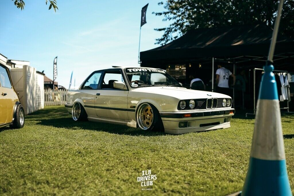 1990 Bmw E30 318is Alpine White Airlift Performance Show Car In Holbury Hampshire Gumtree