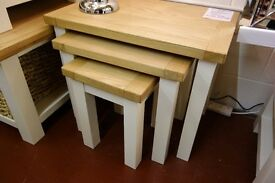 New Nest of tables 15+ to choose from, £49-£299