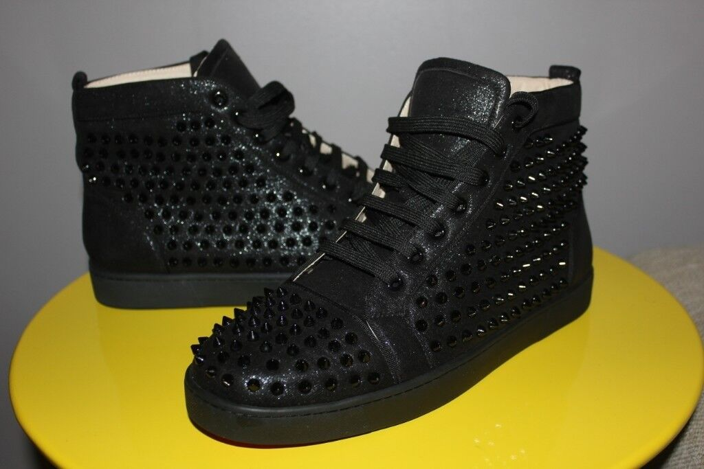 on sale 299d5 9224d CHRISTIAN LOUBOUTIN MENS SNEAKERS SIZE 10.5 (45) | in Hadley, Shropshire |  Gumtree
