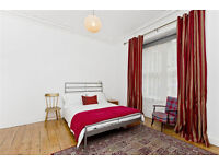 Lovely flat just next to Meadows and bruntsfield links
