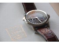 Men's Zenith Port Royal V GMT Dual Time - Excellent Condition