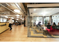 large office desk space in newly refurbished building for rent in Devonshire square-london