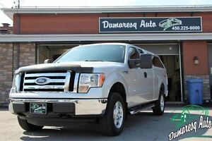 2011 Ford F-150 XLT 4X4 5 Litres