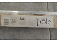 Curtain Pole Extension: