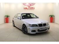 BMW 3 Series 2.0 320Cd Sport 2dr (silver) 2003