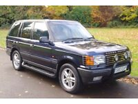 Range Rover 2.5 DSE.. Nice Low Miles With FSH & Hi Spec..