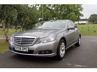 GOOD CONDITION Mercedes-Benz E Class with MINICAB LICENCE FOR QUICK SALE!