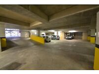 Secure underground car parking space to rent Ropewalk Court Nottingham City Centre Monthly contract