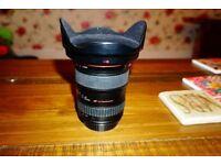 Canon 17-40 f4L Lens