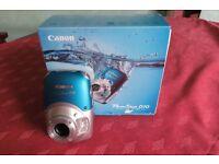 Canon Powershot D10 Compact Camera