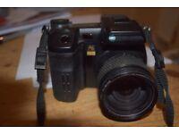 Minolta / Konica Dimage A2 Camera