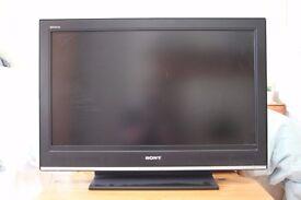 32 Inch 1080p Sony Bravia TV