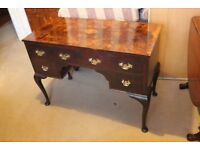 Solid Wood Desk / Dressing Table