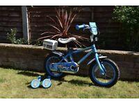 """Apollo Police Patrol Kids' Bike - 14"""""""
