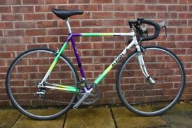 Classic Reynolds 531 Raleigh Veloce Road Bike Steel/Retro/Eroica/Vintage/Winter, With Spares