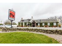 Restaurant Manager required for lively Pub with Rooms