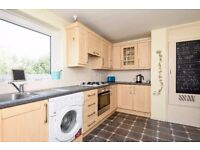 A three double bedroom second floor purpose built flat with reception room and eat-in kitchen.