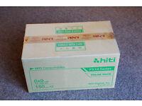 HiTi P510 6x9 media dye sub printer factory sealed box 300 prints