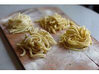 Pasta Chef (fesh food + training + £10p/h)