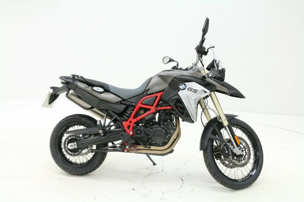 2017 Bmw F800gs With Dynamic Comfort Packs Bmw Premium Selection