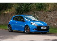 RENAULTSPORT CLIO 200 - RECARO SEATS, CUP CHASSIS, FRENCH RACING BLUE