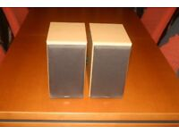 DENON SPEAKERS MADE BY MISSION £20.00