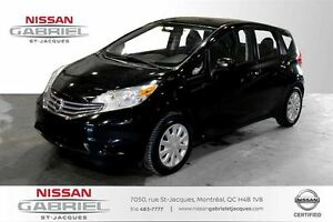 2014 Nissan Versa Note SV, HATCHBACK+AUTO+AIR+CRUISE CONTROL+ A/