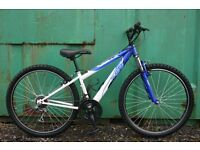 Boys Girls Apollo XC26 Mountain Bike 14 Inch 11 - 14 Years Fully Serviced