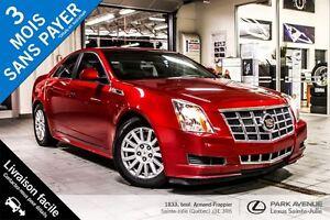 2012 Cadillac CTS * 84$/sem garantie 3 ans/60000 km *