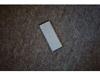 Genuine Original Apple TV Remote Control Model A1156 Macbook Pro iPod iMac