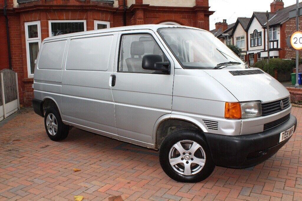 rare 1998 volkswagen transporter t4 1 9 diesel van 1000 td. Black Bedroom Furniture Sets. Home Design Ideas