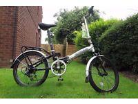 Fold Bike Apollo Transition Citybike UrbanBike