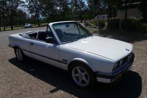 1990 BMW Other Convertible 325i Carey Bay Lake Macquarie Area Preview