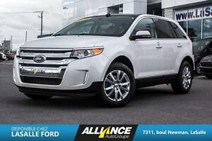 2014 Ford Edge Limited / AWD / CUIR/ TOIT/ NAV