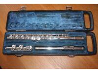 Yamaha open holed key YFL 27S flute