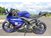 Yamaha YZF R125 Immaculate Condition