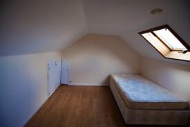 Single room for rent in Watford, close to shopping centre and hospital. All bills included