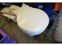 Toilet and sink ideal standard Cash collection Preston