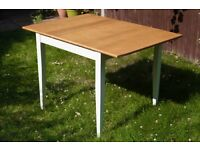 John Lewis Lacock Square 2-4 Seater Extending Dining Table Shabby Chic Modern