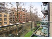 SPACIOUS & MODERN 3 beds in Islington with parking, canal view and balcony (angel, old street, city)