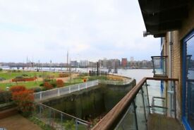 A fantastic three bedroom maisonette which overlooks the river Thames
