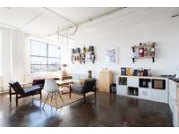 Studio 317b / Creative Workspace / Office / Netil House / London Fields / East London / E8 / Hackney