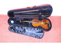 Stentor Student II Violin Outfit 3/4 size - little used, very good condition